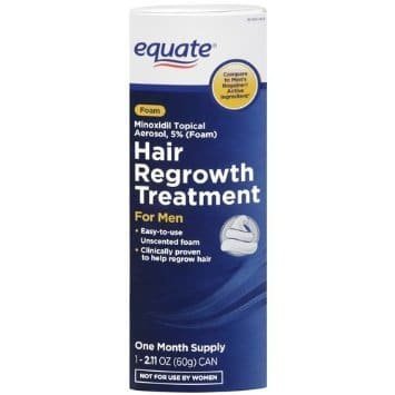 Equate – Hair Regrowth Treatment for Men