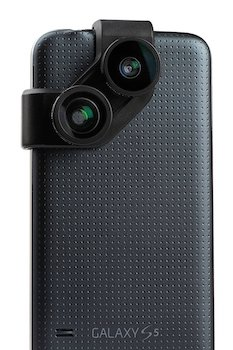 Olloclip 4-In-1 Lens for Samsung Galaxy S5