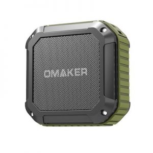 Omaker M4 Portable Bluetooth 4.0 Speaker with 12 Hour Playtime