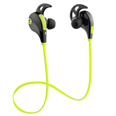 SoundPEATS Qy7 Wireless Sports/Running Bluetooth Earbuds