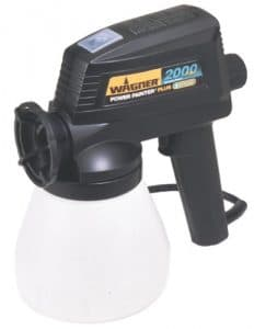 Wagner Power Products 315XXX 6.6 GPH Two-Speed Power Painter with Back Pack