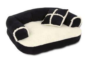 ASPEN PET 29X16 SOFA BED WITH PILLOW