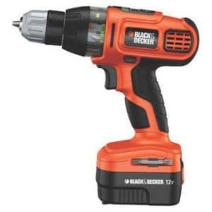 Black & Decker SS-12 12v Cordless Drill/Driver Tool