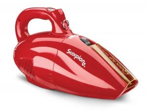 Dirt Devil SD20005RED Scorpion Quick Flip Corded Bagless Handheld Vacuum, Red