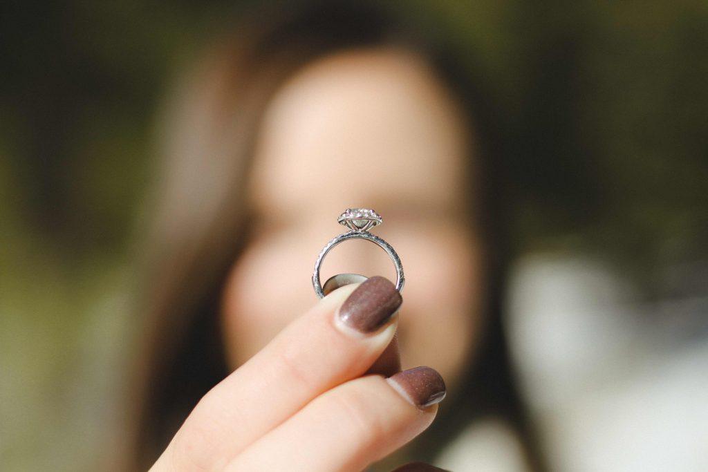 diamond promise rings