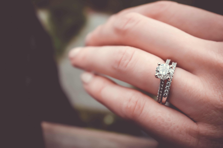 Awesome White Gold Wedding Rings Warren James | Wedding