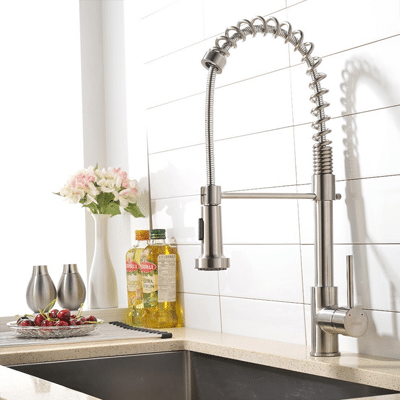 Top Ten Best Kitchen Faucet Reviews For 2019 In Modern Style ...