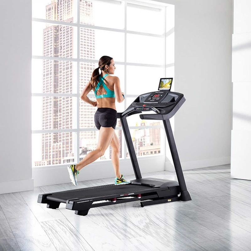 Sale On Performance 400i Folding Treadmill: 5 Home Gym Equipment Ideas: Boost Your Performance And Results