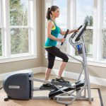 Precor EFX 222 Energy Series