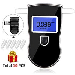 VPOW Portable Breath Alcohol Tester: Cheap And Very Portable