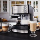 Top Ten Best Espresso Machine Reviews For 2018: From Small Home Coffee Maker To Professional Barista Machines