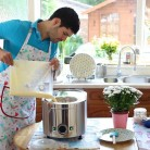 Top Ten Best Ice Cream Maker Reviews For 2018: Provide Delicious Treats For Adults And Kids With A Home Or Professional Machine