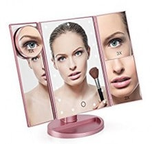 Top Ten Best Makeup Mirror Reviews For 2018: How To Choose Between Wall Mounted Or Travel And Illuminated Or Magnifying