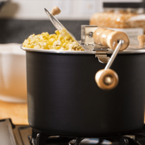 Top Ten Best Popcorn Popper Reviews For 2018: From Electric To Stovetop Get Perfectly Fresh Snacks