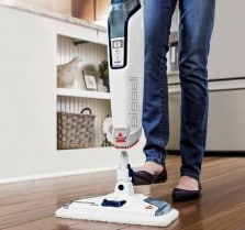 Top Ten Best Steam Mop Reviews For 2019: Get A Bacteria Free Laminate, Hardwood And Tile Floor Without Chemicals