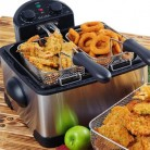 Top Ten Best Deep Fryer Reviews For 2018: Delicious Food With Commercial And Countertop Options