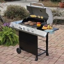 Top Ten Best Gas Grill Reviews For 2019: Prepare For BBQ Season On Your Patio Or Camping Trip