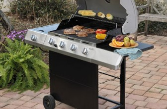 Top Ten Best Gas Grill Reviews For 2018: Prepare For BBQ Season On Your Patio Or Camping Trip