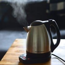Top Ten Best Electric Kettle Reviews For 2018: Electric Kettles With Automatic Shut-off Timers